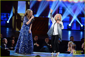 Carol King by Carole King Joins Jessie Mueller For U0027beautiful U0027 Performance At