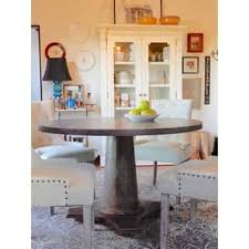 round farmhouse dining table round farmhouse kitchen dining room tables for less overstock
