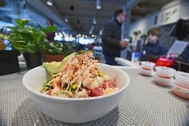 cuisine r up baltimore gains hawaiian eateries as poke trend takes hold poke