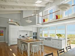 open kitchen floor plans for small spaces