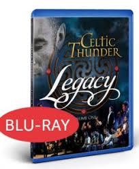dvd celtic thunder store