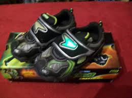 size 5 light up shoes skechers damager spaceship light up shoes size 5 black