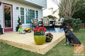 Backyard Deck Ideas Gorgeous Small Patio Deck Ideas 17 Best Ideas About Small Backyard