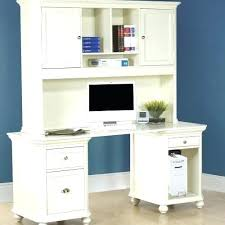 White Computer Desk With Hutch White Computer Desk With Hutch Desk With Hutch Desk