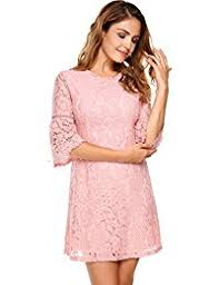 Long Dresses For Cocktail Party - amazon com pinks dresses clothing clothing shoes u0026 jewelry
