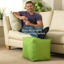 bean bag chair with ottoman bean bag ottoman pouf ottoman square ottoman waterproof sofa chairs