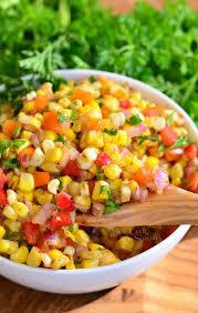 cajun thanksgiving cajun corn salad will cook for smiles