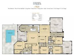 Half Bath Floor Plans Hidden Harbor Floor Plans Hidden Harbor Homes For Sale