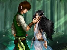 Eragon Arya Sex - eragon s epic romance by elizalento on deviantart