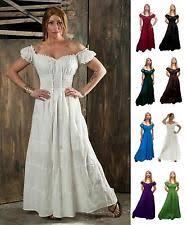 plus size renaissance dress ebay