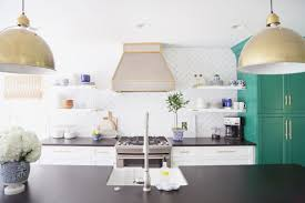 our green and white kitchen renovation emily a clark