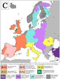 Europe Map 1500 by Oc How They Pronounce The Letter
