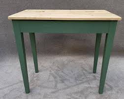 Upcycled Console Table Hall Console Table And Writing Desk