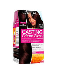 rich cherry hair colour casting créme gloss no ammonia hair colour l oréal paris