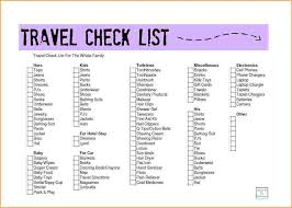 travel packing list images Traveling packing list questionnaire template jpg