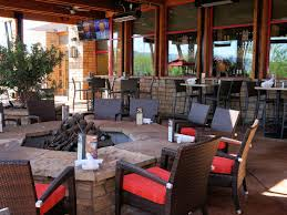 Outdoor Patio Furniture Las Vegas The Hottest New Outdoor Dining Spots In Las Vegas
