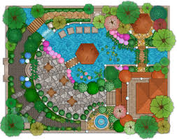 backyard landscaping plans landscape plan drawing clean landscape design drawing tools for