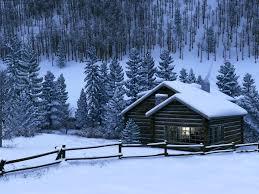 winter cabin winter cabin wallpaper wallpapers browse