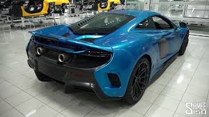 mclaren factory my new mclaren 675lt in the factory road to 675lt episode 07