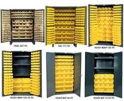 Heavy Duty Steel Cabinets Plastic Parts Bin Cabinets Nationwide Industrial Supply