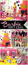 Best 25 Barbie Birthday Party by Best 25 Barbie Theme Party Ideas On Pinterest Barbie Birthday