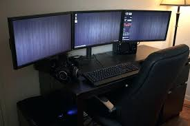 gaming office setup gaming office desk best gaming desk chair found the home ideas