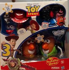 amazon disney pixar toy story 3 potato head play