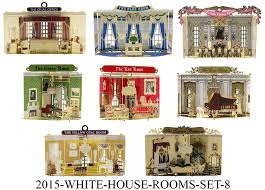 the white house ornaments collection 41 commemoratives includes
