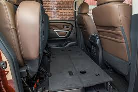 nissan cube interior backseat 2017 nissan titan crew cab half ton pickup starts at 35 975