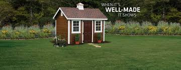 beautiful practical outdoor buildings lp shed