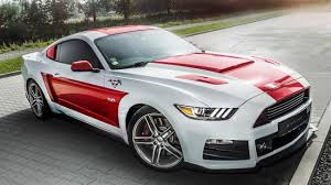 mustang design 2016 ford mustang gt 727 hp supercharged by carlex design