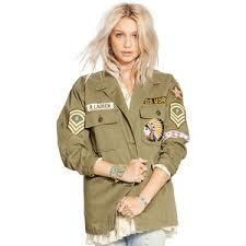 Denim And Supply Jacket Denim U0026 Supply Ralph Lauren Patched Field Jacket Denim U0026 S