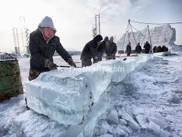 harbin snow and ice festival 2017 harbin ice and snow world 2017 is under construction