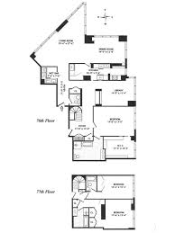 Metropolitan Condo Floor Plan Metropolitan Tower 146 West 57th Street Midtown West Condos
