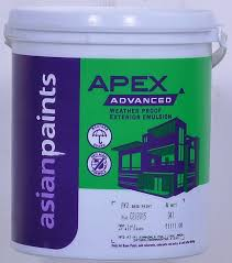 asian paints apex advanced weatherproof emulsion master and sons
