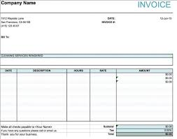 967779450118 sample of an invoice for services excel invoice net