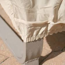 outdoor protective cover features for outdoor patio furniture covers
