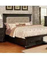 King Size Platform Bed With Storage Drawers Deals On Enrico Iii Collection Cm7066ck Bed California King Size