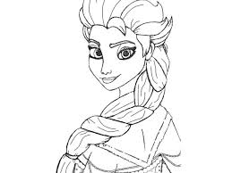 elsa activity pages frozen coloring books free coloring pages