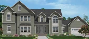 two story homes the oakhurst carolina custom homes