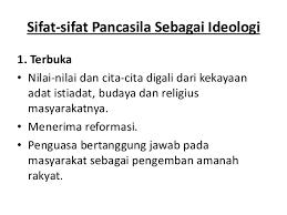bab 1 pancasila sebagai ideologi terbuka dwi aji pkn ideologi pancasila