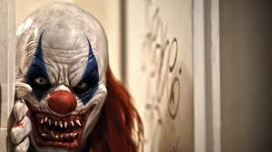 killer clown 9 scare prank shadow plays youtube