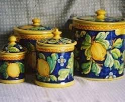 colorful kitchen canisters colored glass kitchen canisters foter