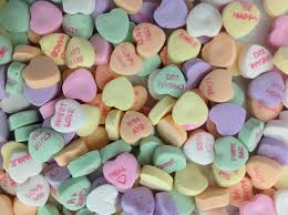 heart shaped candy day chocoaltes sanborns candies hton nh