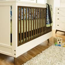 mix kudos stationary crib and nursery necessities in interior