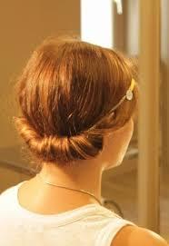 Frisuren Anleitung Mit Haarband by Schritt 4 Seiten Verpacken Romantik Frisur Mit Haarband Gofeminin