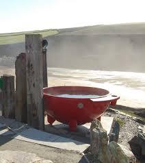Wood Fired Bathtub Dutchtub Original The Wood Burning Outdoor Tub Weltevree
