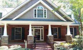 homes with porches porch designs for cottages beautiful brick homes newest
