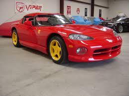Dodge Viper Colors - best looking stock viper