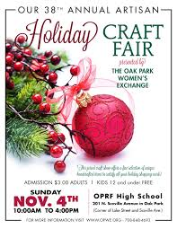 7 best images of holiday craft fair flyers holiday craft show